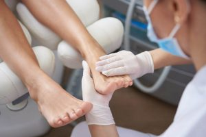 My Pedicures Are Painful? Do I Have Lipedema?